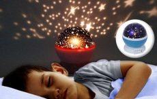 Starlight éjszakai világítás