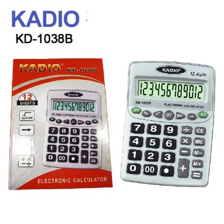 KADIO KD-1038B Számológép