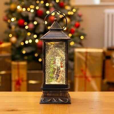 Karácsonyi LED felakasztható lámpás - zenélő