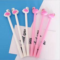 Flamingó gél toll