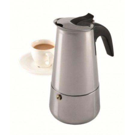 Kávéfőző  kotyogó-több méretben-rozsdamentes