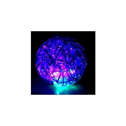 Pattogó-Világító Labda 2 db/csomag