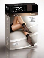 TERRI-Sunny 15 Den-bokafix lábujj megerősítéssel