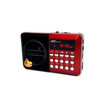 MP3 lejátszó + rádió
