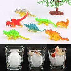 Vízben kikelő dinó tojás