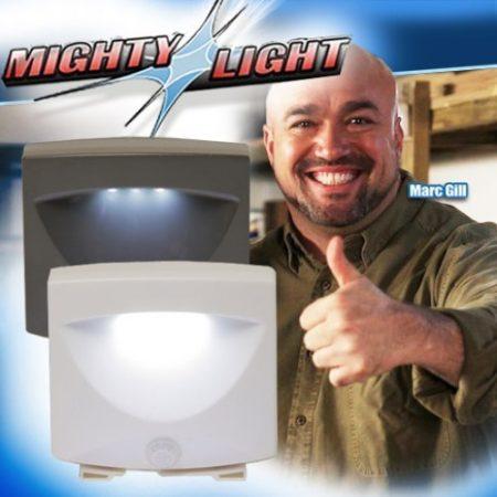 Mighty Light led lámpa-Ne botorkálj többet a sötétben