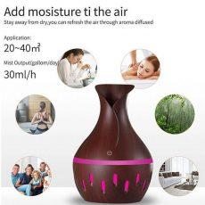 Ultrahangos aroma diffúzor párologtató/Mini