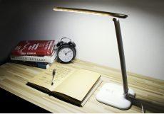 Érintőkapcsolós Led  Asztali Lámpa