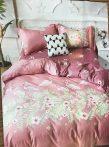 7 Részes Ágynemű Garnitúra- Flamingó- Rózsaszín
