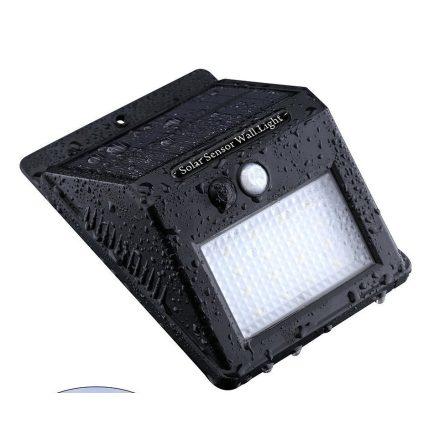 Fali napelemes LED Lámpa-kültéri, vízálló