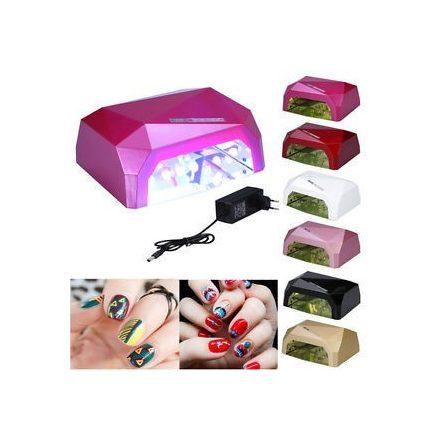 Kombinált UV LED + CCFL 36W lámpa