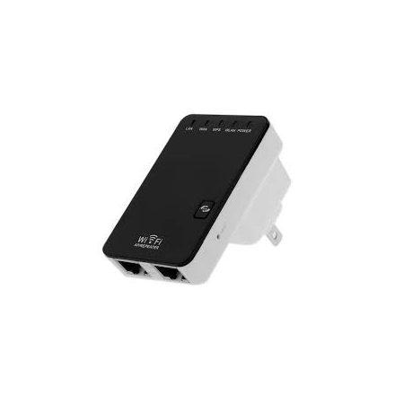 Mini WiFi router / Connect and Go Mini Wifi router - közvetlenül a konnektorba dugható jelerősítő, továbbító