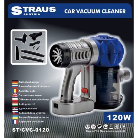 Straus autó porszívó ST/CVC-0120