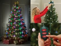 Karácsonyfa fényfüzér-TREE dazz