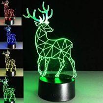 3D Kreatív Lámpa