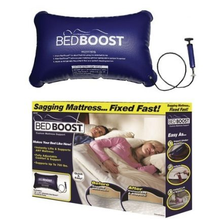 Bed Boost matracemelő párna