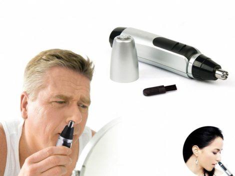 Orrszőrnyíró készülék