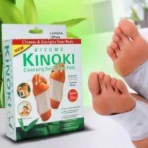 Kinoki lábtapasz-Méregteleníteni mindig kell!