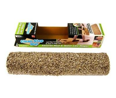 Clean Step Mat mikrószálas lábtörlő